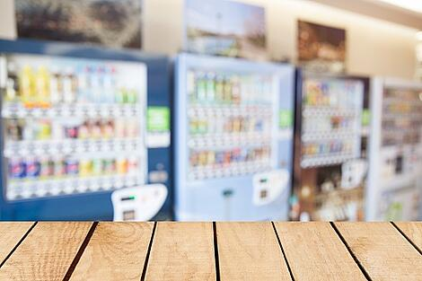 Healthy Vending Machine Facts