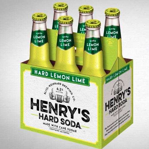 Henry's Hard Lemon-Lime Soda