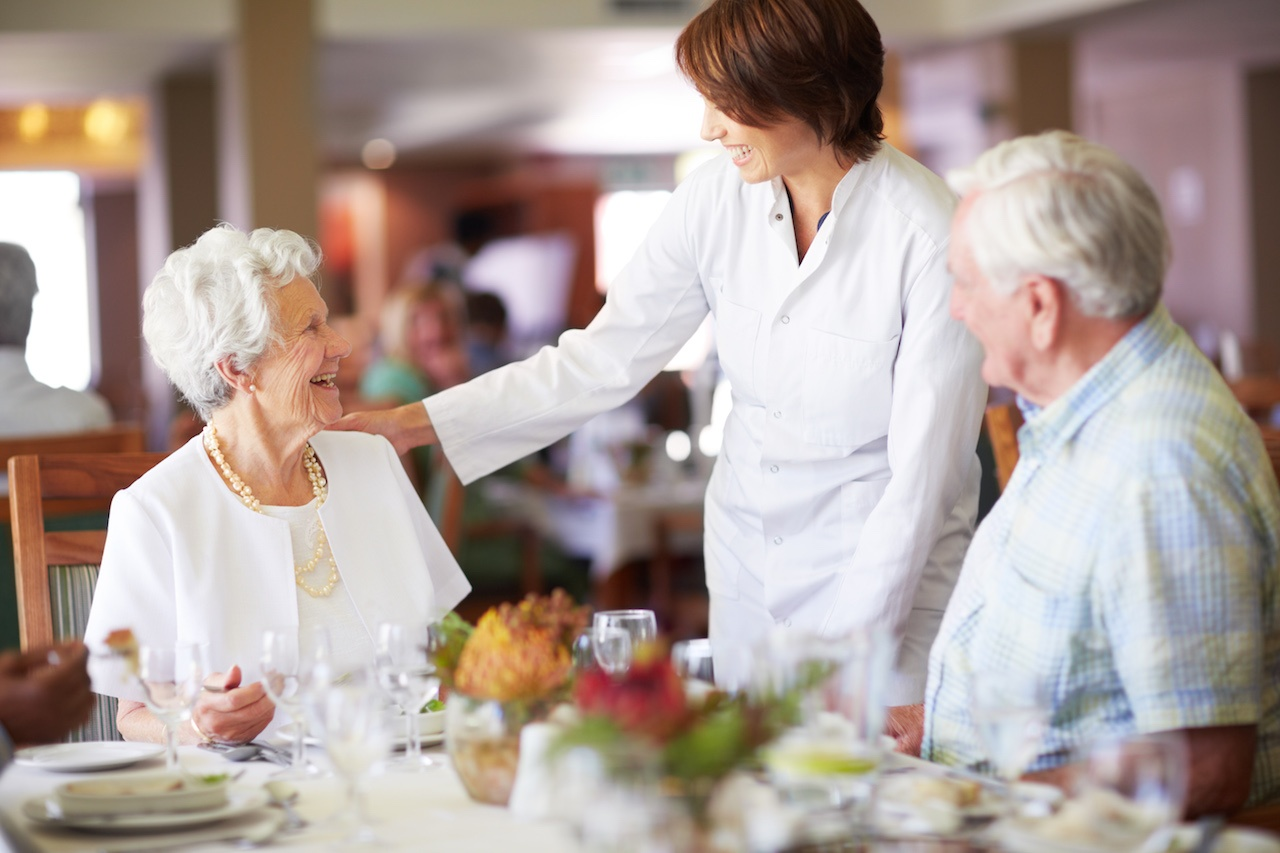 SPICE UP YOUR SENIOR COMMUNITY'S MENU WITH 4 NEW OPTIONS