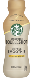 Starbucks Doubleshot® Coffee Smoothie – Vanilla Honey