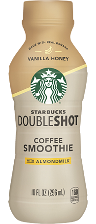 Starbucks Doubleshot® Coffee Smoothie — Vanilla Honey