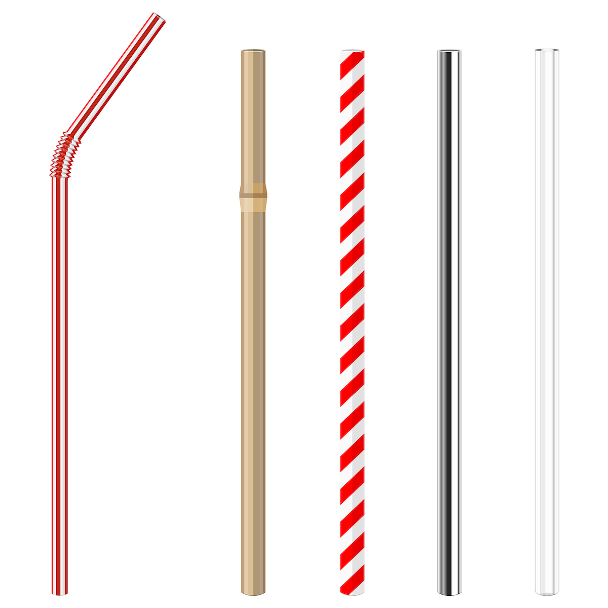 reusable straw options