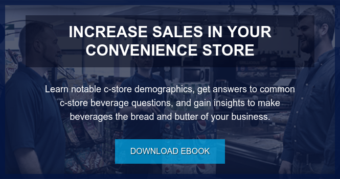 Increase Sales in Your Convenience Store  Learn notable c-store demographics, get answers to common c-store beverage  questions, and gain insights to make beverages the bread and butter of your  business. Download eBook